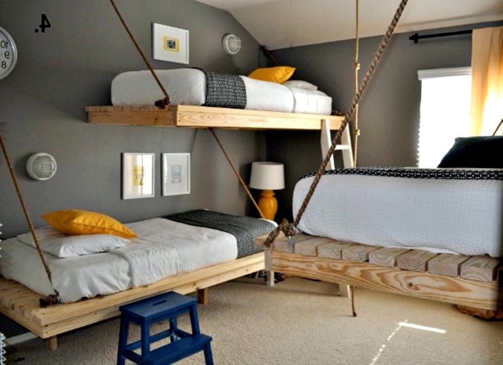 De leukste bedden, zelf een bed maken – inspiratie voor een ...