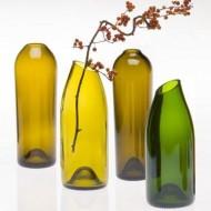 bloemenvaas-van-flessen