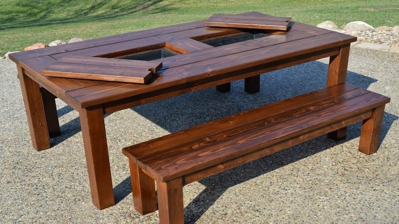 plantenbak tafel plantjes en flessenkoeling het tafelblad. Black Bedroom Furniture Sets. Home Design Ideas