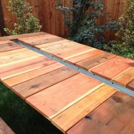 tuin-tafel-maken