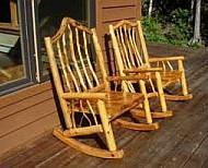 bank-schommelstoel