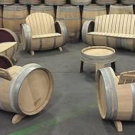 wijnvat-loungeset