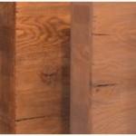 Verschillende kleuren die je aan het steigerhout kunt geven.