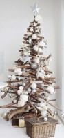 Doe het zelf, kerstboom maken van hout.