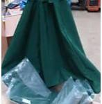 Eenvoudig te vernieuwen parasoldoeken met klittenband of ritssluiting.