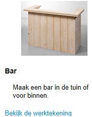 Download deze bouwtekening voor de bar van steigerhout als pdf bestand.