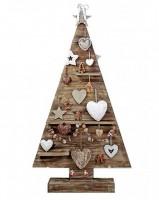 Bouwtekening Kerstboom Steigerhout.Kerstboom Van Sloophout Zelf Maken Van Takken Of Plankjes