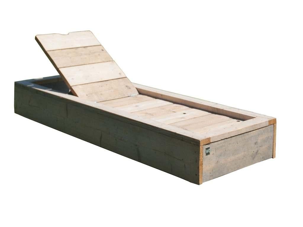 Tuinbed zelf maken doe het zelf voorbeelden for Bed van steigerhout maken