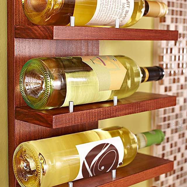 Wijnrek Maken Doe Het Zelf Voorbeelden Van Hergebruik